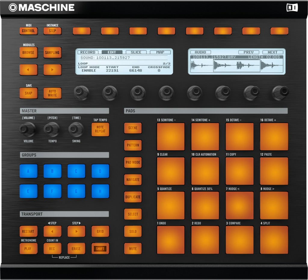 NI Maschine Testbericht & Review