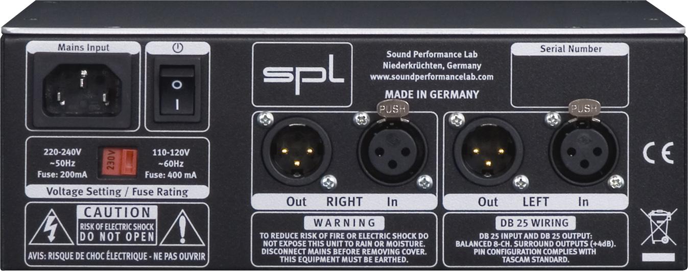 SPL Volume2 im Test