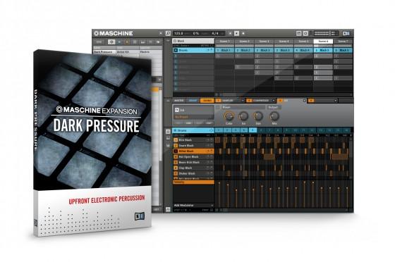 NI Dark Pressure Erweiterung für Maschine und Maschine Mikro