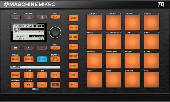 NI Maschine Mikro Review/Testbericht
