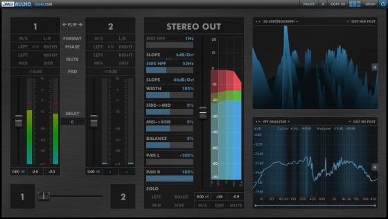 DMG Audio Dualism