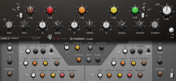 Free VST Plugins: madBee Audio Q-meleon