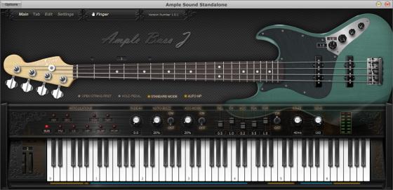 Ample Bass J