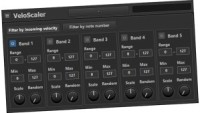 Free VST Plugins: CodeFN42 VeloScaler