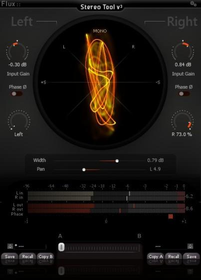 Free VST Plugins: Flux Stereo Tool V3