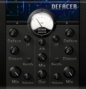 Free VST Plugins - Audio Assault Defacer