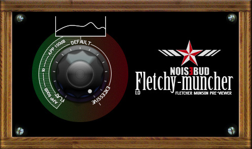Free VST Plugins: Noisebud Fletchy-Muncher